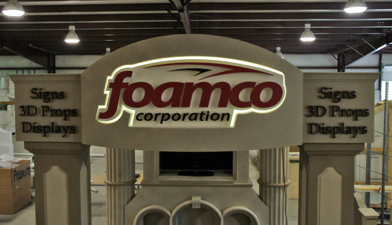Foamco is the leading design and manufacturing company of